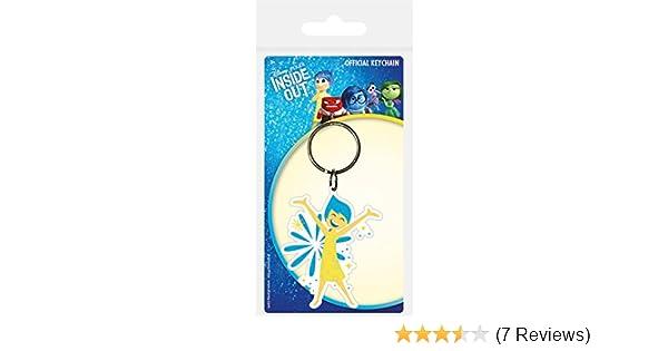 4.5 x 6cm Multi-Colour Disney Keychain