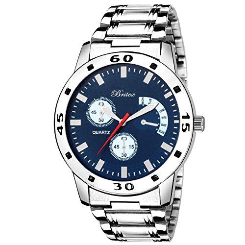 Britex Continental Series Analog Watch For Men/Boys - (BT6074)