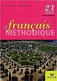 Le français méthodique 2e/1e