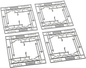 Kato - Decoración para modelismo ferroviario N escala 1:220