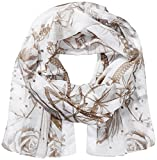 #3: Style Quotient by noi Women's Synthetic Scarf (SS18SQPOLYSCARVES216-M_Multi_One Size)