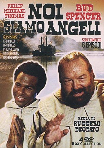 Dvd Fame Tv-serie (Zwei Engel mit vier Fäusten / We Are Angels - Complete Series - 4-DVD Box Set ( Noi siamo angeli ) [ Italienische Import ])