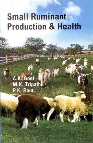 Small Ruminant Production & Health por A. K. Goel