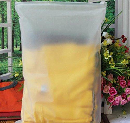 Omeny Taschen mit Reißverschluss Kleidersack Versiegelung Aufbewahrung Kleidung Taschen für Reisen