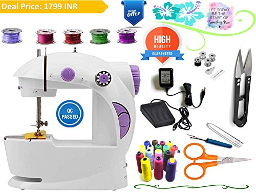 Vivir Ming H Advance Mini Electric Multifunctional Electric Sewing Cool Home Sewing Machine Price