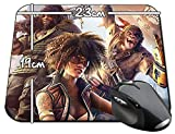 Beyond Good & Evil 2 Tappetino Per Mouse Mousepad PC