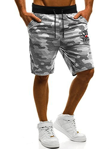 Fitness & Jogging Fitnessmode XL herrenhose sport Jeanshose Hose Bodyhose Sporthose jeans Jogins sweathose