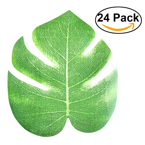 Tinksky-24pcs-simulacin-hojas-de-hojas-de-Palma-Tropical-Artificial-para-decoraciones-de-fiesta-hawaiana-Luau-Party-Jungle-Beach-tema-20x18cm