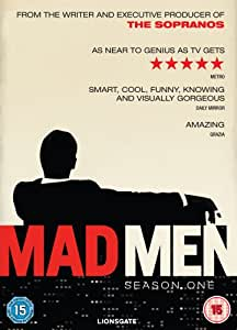 Mad Men - Season 1 [Import anglais]