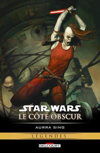 Star Wars, Le côté obscur, Tome 8 : Aurra Sing