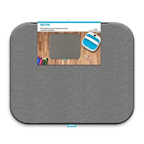 tte für Cricut Easypress [16x20 Zoll] Cricket Craft Vinyl Bügeleisen Isolierung Transfer Heizmatten für Easypress 2 ()