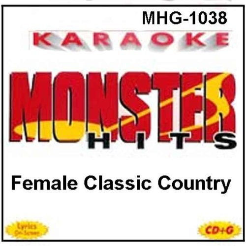 monster-hits-karaoke-1038-female-classic-country-by-the-judds