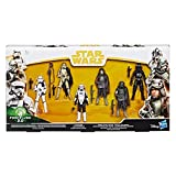 Star Wars Hasbro - E2827 Force Link 2.0 - Stormtrooper Squad - Set mit 6 Actionfiguren, 6cm
