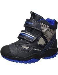 Geox Jungen J New Savage Boy B Abx C Sneakers