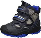 Geox Jungen J New Savage Boy B Abx C Sneakers, Blau (Navy/ROYALC4226), 33 EU