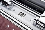Kraftwerk 3995 234-teilig ABS-Profi-Werkzeugkoffer, rot mit Silber