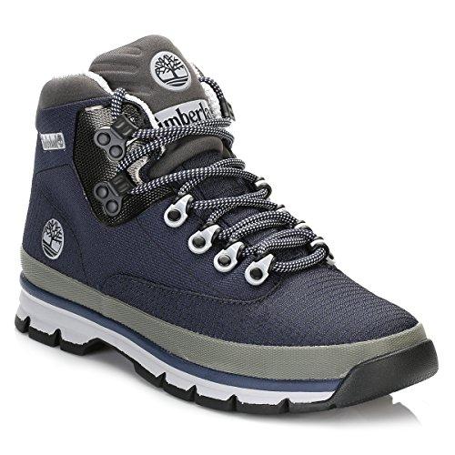 Unisex Escursionista Jacquard blu Euro Boots E Blu 8ua Classica Timberland Stivali 6aHwqFx