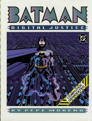 Batman Digital Justice - Justice Batman-digital