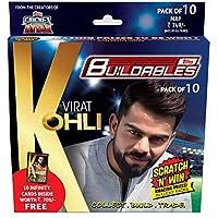 Topps Virat Kohli Buildables - Pack of 10