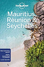 Lonely Planet Mauritius, Reunion & Seyche