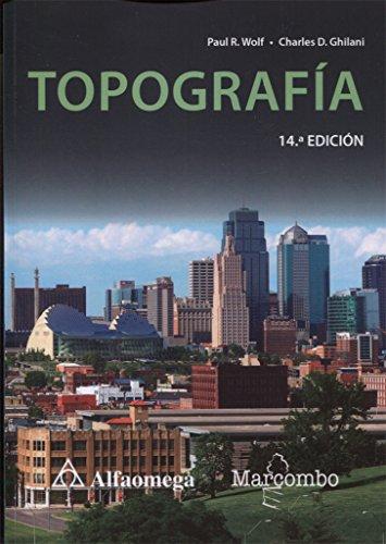 Topografía por Paul R. Wolf