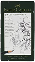 Faber-Castell 119065 - Castell 9000