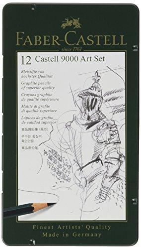 faber-castell-9000-art-set-12-x-pencils