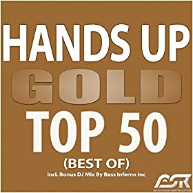 Various Artists-Hands Up Gold Top 50 (Best Of)