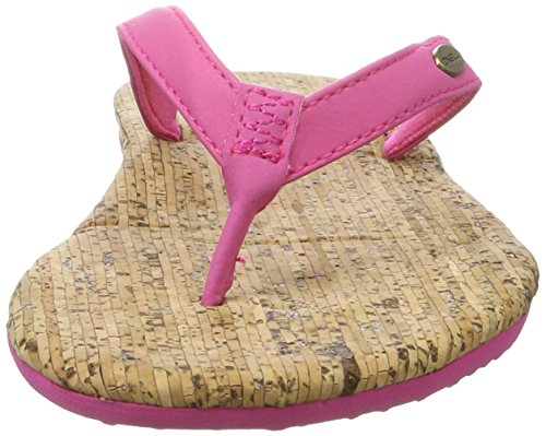 O'Neill FW Cork Bed Flip Flop, Infradito Donna Pink (Beetroot Purple)