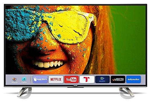 Sanyo 124.5 cm (49 inches) XT-49S8100FS Full HD IPS Smart LED TV (Black)