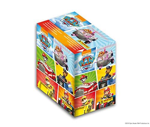 Panini France SA SA- Pat Patrouille 4-Boîte de 50 Pochettes Stickers, 2414-004