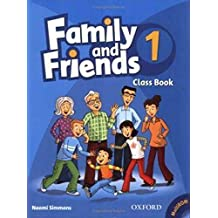 ‏‪Family and Friends: 1: Class Book and MultiROM Pack‬‏