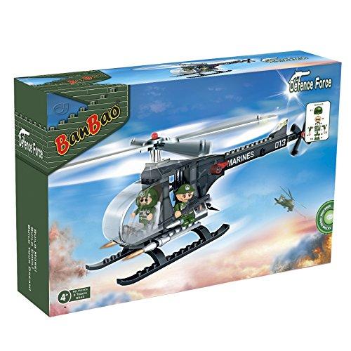 BanBao 8243 M2 helicóptero