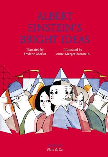Albert Einstein's Bright Ideas (Platon & (Buch Ideen Charakter)