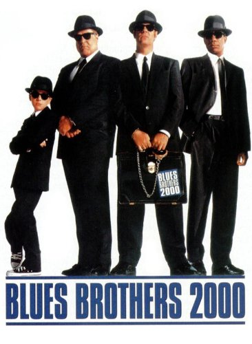 Blues Brothers 2000 (Hat Blues)