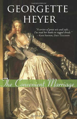 Book cover for The Convenient Marriage