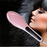 Haarglätter-Bürste