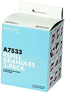 Boneco Recharge de granulés Lot de 3a7533