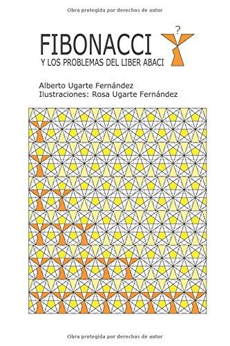 Portada del libro Fibonacci y los problemas del Liber Abaci: (edición color)