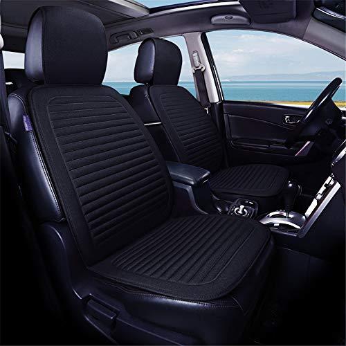 CULASIGN 1 Packung Einzelsitzbezug Vordersitzbezug für Autositz mit Seitenairbag Auto Vordere Sitzbezug Autositzbezug Universal Sitzbezug Fahrersitz Beifahrersitz