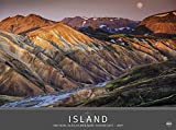 Island - Edition Alexander von Humboldt - Kalender 2019 - Heye-Verlag - Fotokalender - Wandkalender 78 cm x 58 cm
