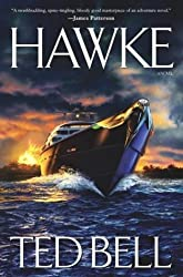 Hawke: A Novel (Hawke (Atria Hardcover)) by Ted Bell (16-Jun-2003) Hardcover
