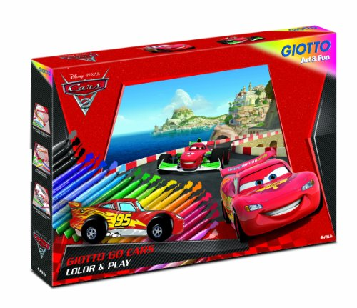 Giotto 497800 - Disney Go Cars