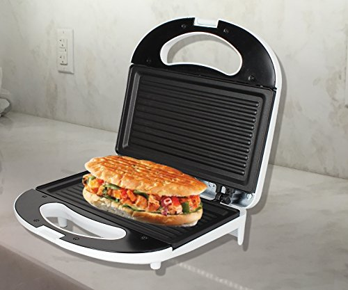 Eurolex SM-16075 750 Watts Sandwich Maker