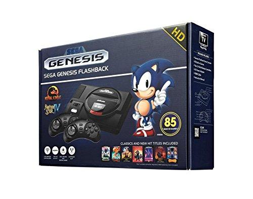 Foto de Import - Consola Retro Sega Mega Drive Wireless HD (85 Juegos)