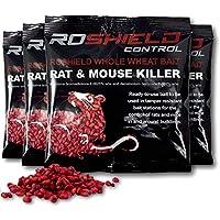 Roshield 500g Rat Poison Killer Wheat Sachets - Strongest Available Online PRIME