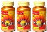 (3 PACK) - Bee Health - Propolis 1000mg | 90