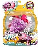 Little Live Pets - 31790 - S2 Tortue Single Pack - Shelly La Tortue Princess - Modelé Aléatoire - Violet