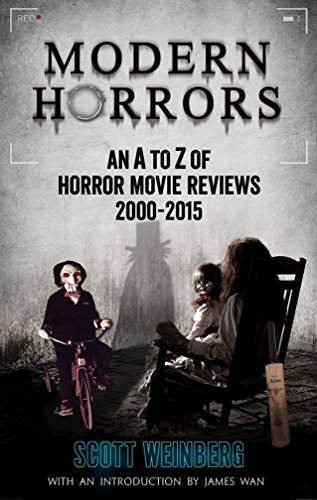 Modern Horrors An A To Z Of Horror Movie Reviews English Edition