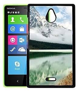 FCS Printed 2D Designer Hard Back Case For Nokia X2